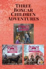 Three Boxcar Children Adventures
