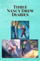 Three Nancy Drew Diaries