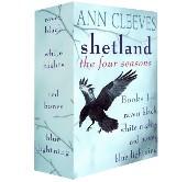 Shetland: The Four Seasons: Books 1-4