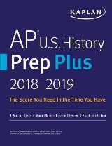 AP U.S. History Prep Plus 2018-2019