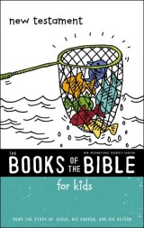 NIrV, The Books of the Bible for Kids: New Testament