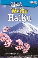 Life in Numbers: Write Haiku