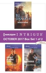 Harlequin Intrigue October 2017 - Box Set 1 of 2