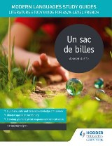 Modern Languages Study Guides: Un sac de billes