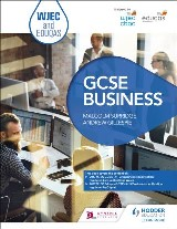 CBAC TGAU Busnes (WJEC GCSE Business Welsh-language edition)