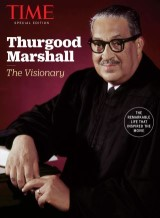 TIME Thurgood Marshall