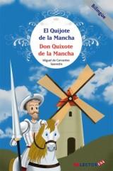 Quijote de la mancha (bilingüe)