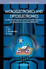Microelectronics And Optoelectronics: The 25th Annual Symposium Of Connecticut Microelectronics And Optoelectronics Consortium (Cmoc 2016)
