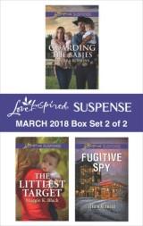 Harlequin Love Inspired Suspense March 2018 - Box Set 2 of 2