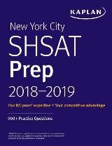 New York City SHSAT Prep 2018-2019