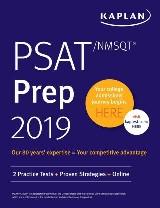 PSAT/NMSQT Prep 2019