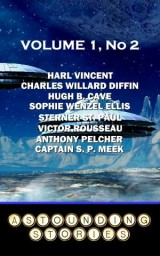 Astounding Stories - Volume 1, No. 2