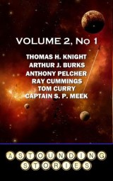 Astounding Stories - Volume 2, No. 1