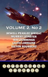 Astounding Stories - Volume 2, No. 2