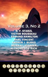 Astounding Stories - Volume 3, No. 2