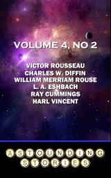 Astounding Stories - Volume 4, No. 2
