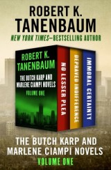 The Butch Karp and Marlene Ciampi Novels Volume One