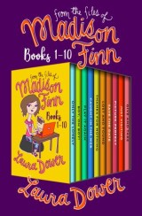 From the Files of Madison Finn Books 1–10