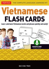 Vietnamese Flash Cards Ebook