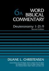 Deuteronomy 1-21:9, Volume 6A
