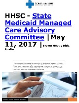 HHSC: Medicaid Managed Care Advisory Committee