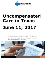Uncompensated Care in Texas