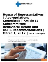 House of Representatives: Appropriations Committee - Article II Markup DSHS Mental Health