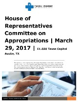 House of Representatives Committee on Appropriations