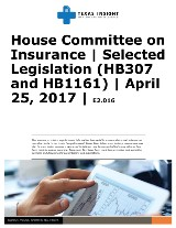 House Committee on Insurance - HB 307 and HB 1161