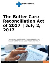 The Better Care Reconciliation Act of 2017