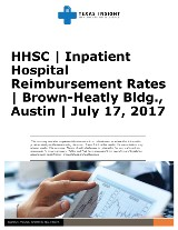 HHSC: Hospital Rate Hearing
