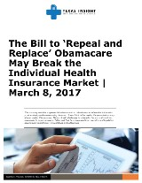 The Bill to 'Repeal and Replace' Obamacare May Break the Individual Health Insurance Market