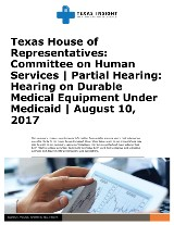 House Human Services Committee: Durable Medical Equipment