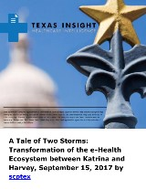 A Tale of Two Storms: Transformation of the e-Health Ecosystem between Katrina and Harvey