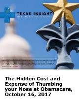 The Hidden Cost and Expense of Thumbing your Nose at Obamacare