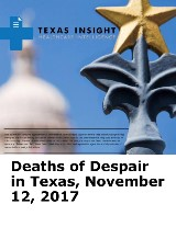 Deaths of Despair in Texas