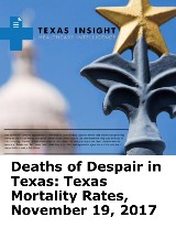 Deaths of Despair in Texas: Texas Mortality Rates