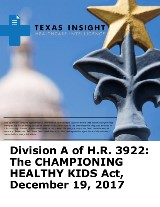 Division A of H.R. 3922: The CHAMPIONING HEALTHY KIDS Act