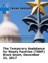 The Temporary Assistance for Needy Families (TANF) Block Grant