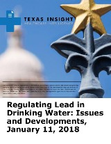 Regulating Lead in Drinking Water: Issues and Developments