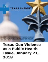Texas Gun Violence as a Public Health Issue
