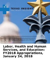 Labor, Health and Human Services, and Education: FY2018 Appropriations