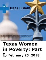 Texas Women in Poverty: Part I