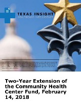 Two-Year Extension of the Community Health Center Fund