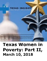 Texas Women in Poverty: Part II