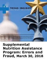 Supplemental Nutrition Assistance Program: Errors and Fraud