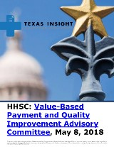HHSC: Value-Based Payment and Quality Improvement Advisory Committee