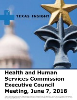Health and Human Services Commission Executive Council Meeting