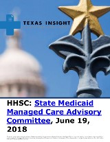 HHSC: State Medicaid Managed Care Advisory Committee