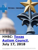 HHSC: Texas Autism Council